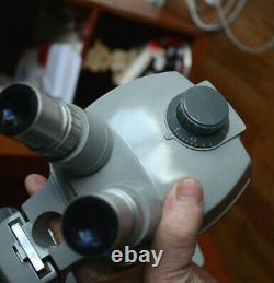 Xtra Nice Stereo Zoom Microscope Bausch & Lomb B&l