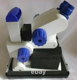 Zeiss Stemi DV4/DR Stereo Binocular microscope Carry Case. 8x-32x