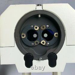 Zeiss Stemi SV11 Stereo Zoom Microscope Pod+Focuser 0.6 6.6x Zoom P/N 45 50 56