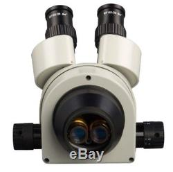 Zoom Stereo Microscope View Head with WF10X/20 High Eye-point Eyepiece